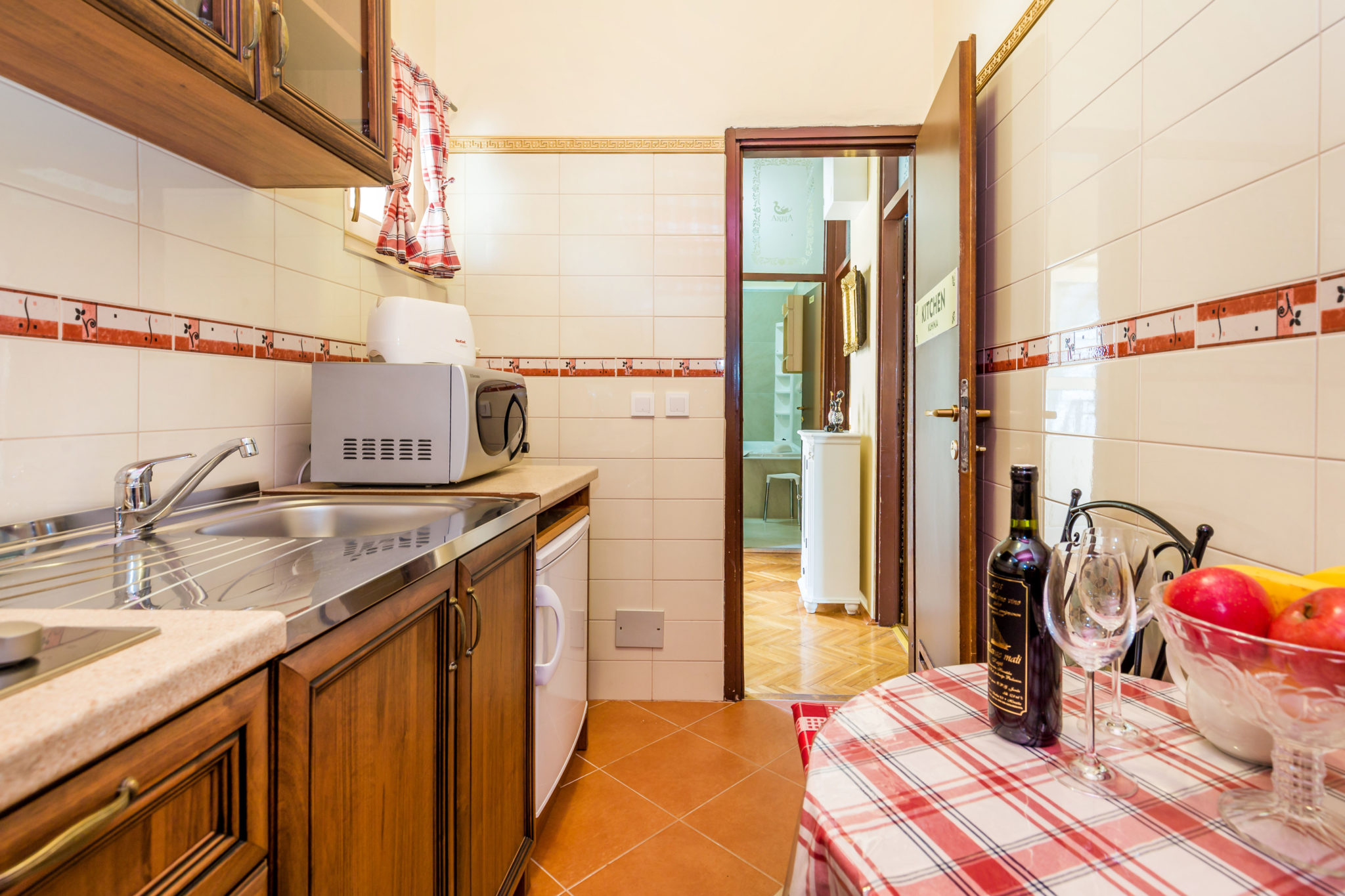 Ville Arbia Accommodation Premium - Rooms for rent with private bathroom and kitchen
